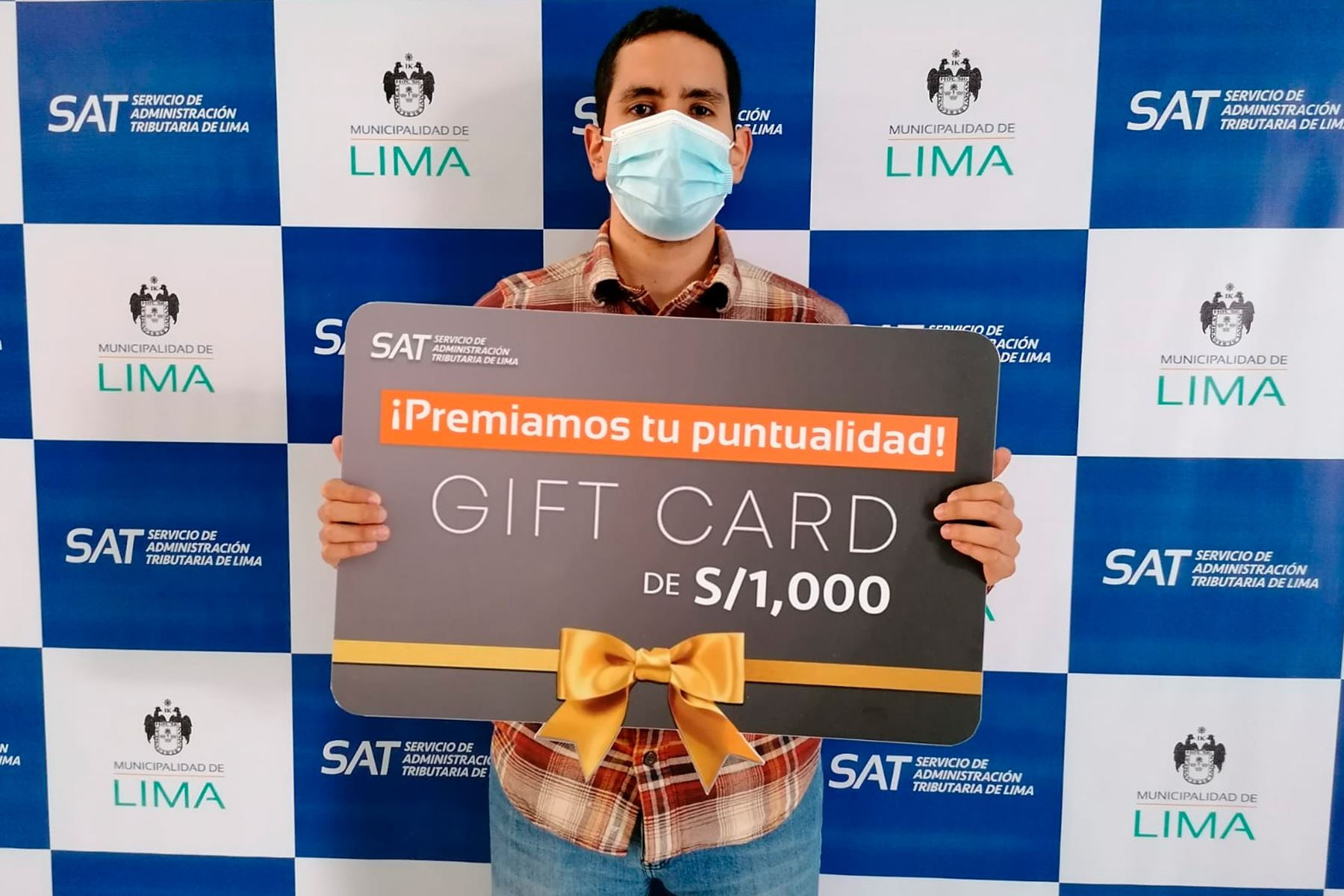 Para la premiación se tendrán en cuenta los pagos de la cuarta cuota del impuesto vehicular, predial y arbitrios. Foto: ANDINA/SAT