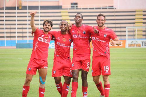 Liga 1: Cienciano vence 2-0 a Alianza Universidad por la octava fecha de la fase 2