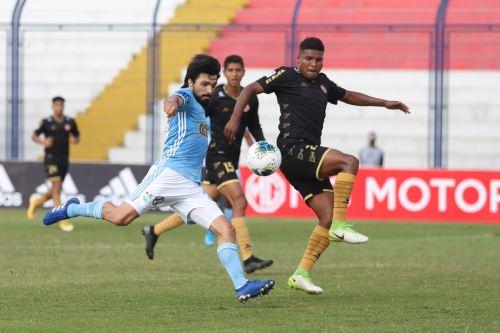 Liga 1: Sporting Cristal empató 1-1 con UTC y ganó el grupo A de la fase 2