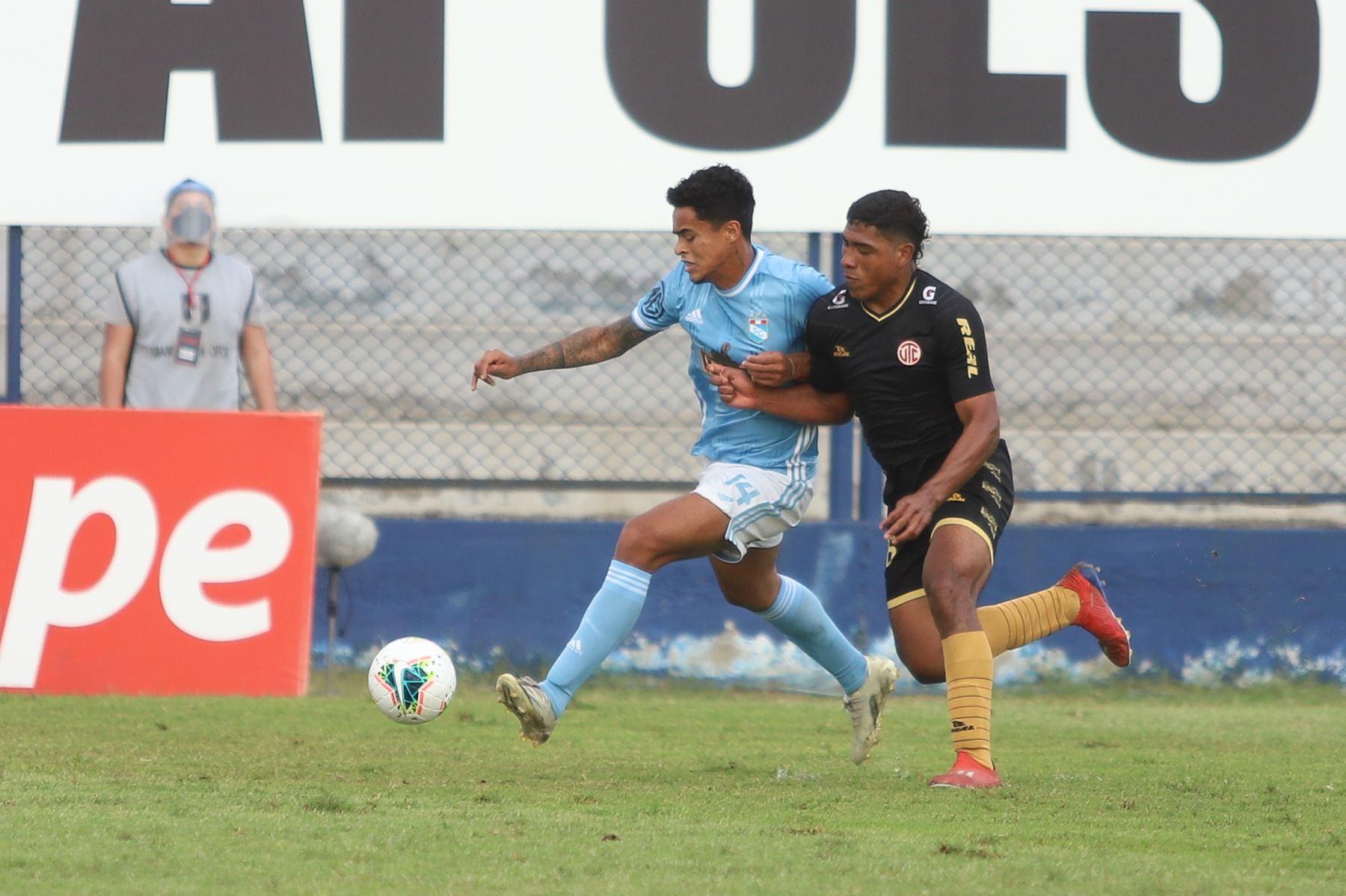 Sporting Cristal se enfrenta a UTC por la octava fecha de la fase 2 de la Liga 1, en el estadio Iván Elías Moreno. Foto: Liga 1
