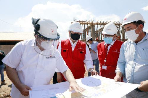 Contraloría examinará S/657 millones de recursos públicos de Ucayali durante mega operativo