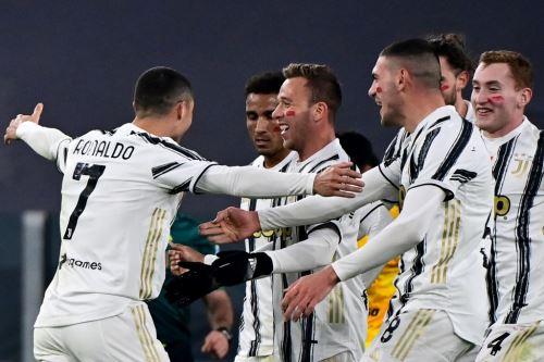 Juventus y Ronaldo quieren seguir avanzando en la Liga de Campeones