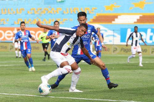 Liga 1: Alianza Lima perdió 1-0 con Carlos Manucci y peligra su permanencia en la Liga 1