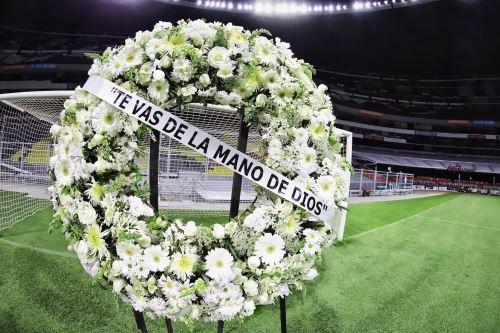 Diego Armando Maradona: Así lucen los estadios en homenaje al mejor 10