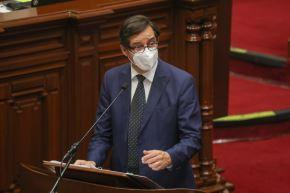 Ministro de Energía y Minas, Jaime Gálvez. Foto: Cortesía.