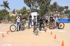 En la Biciescuela Municipal se instruirá a los participantes en cuestiones técnicas para que ellos mismos puedan dar mantenimiento a sus bicicletas.