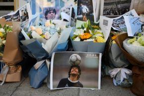 Maradona ya descansa en paz tras multitudinaria despedida en Argentina.