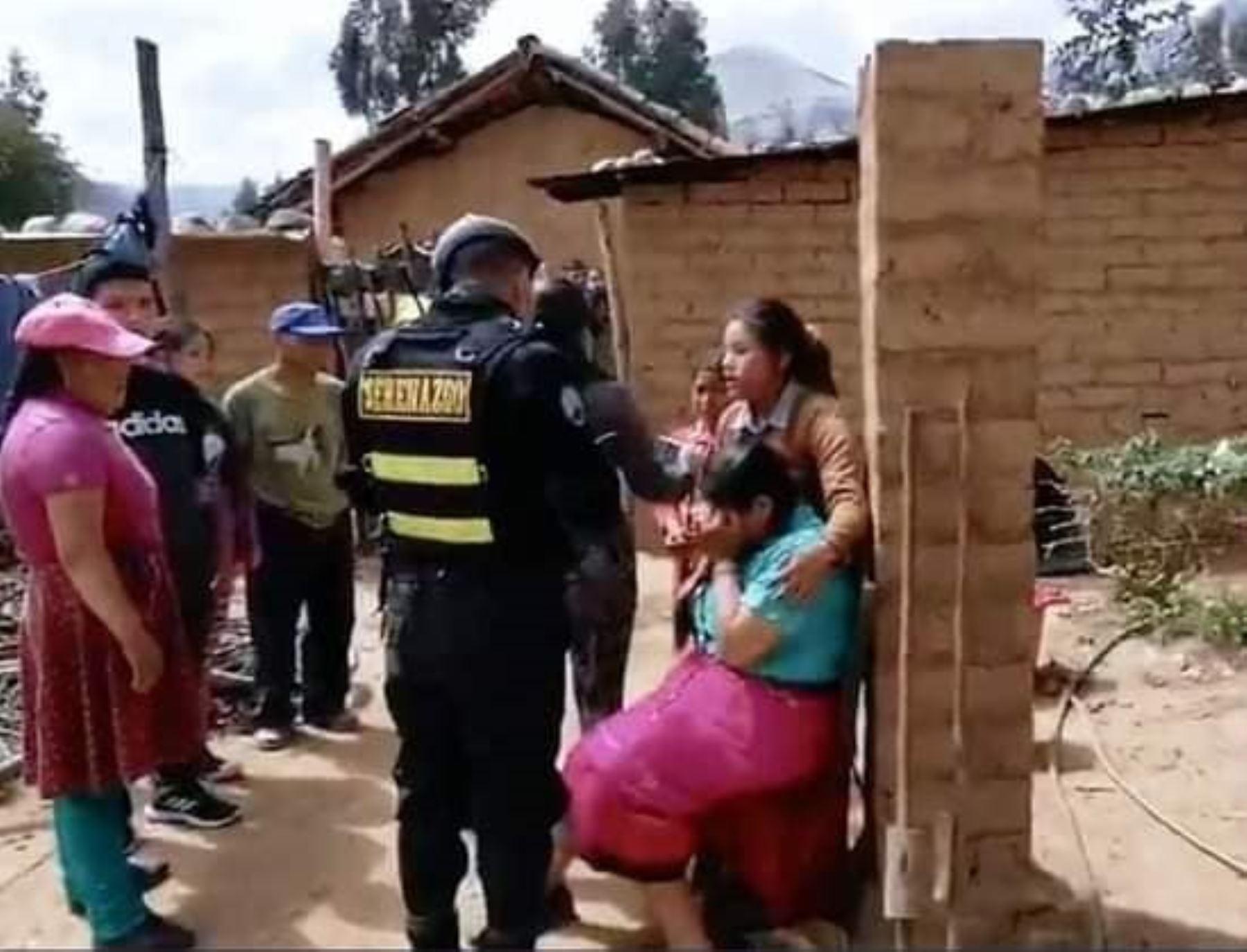 Defensoría del Pueblo pide una exhaustiva investigación por la trágica muerte de dos niños en La Libertad tras la explosión de una caja de dinamita en Huamachuco. Foto: Wira Media Huamachuco/Facebook
