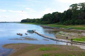 La laguna de Yarinacocha y la catarata Velo de la Novia son de atractivos que se pueden visitar en la región Ucayali. Foto: Ministerio de Comercio Exterior y Turismo