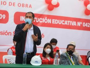 La fiscalía anticorrupción de Áncash solicitó la detención del gobernador regional, Juan Carlos Morillo, investigado por la presunta comisión del delito de colusión. Foto: ANDINA/difusión.