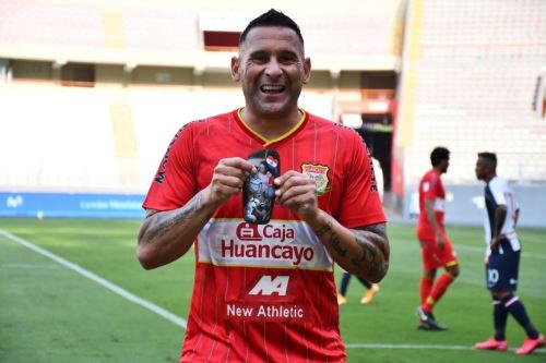 Alianza Lima pierde  2 a 0  ante el club Sport Huancayo y  pierde la categoría