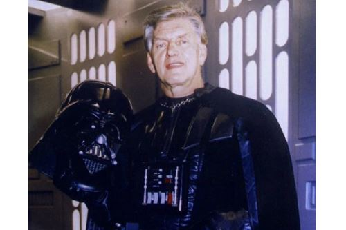 David Prowse, el Darth Vader de Star Wars, fallece a los 85 años