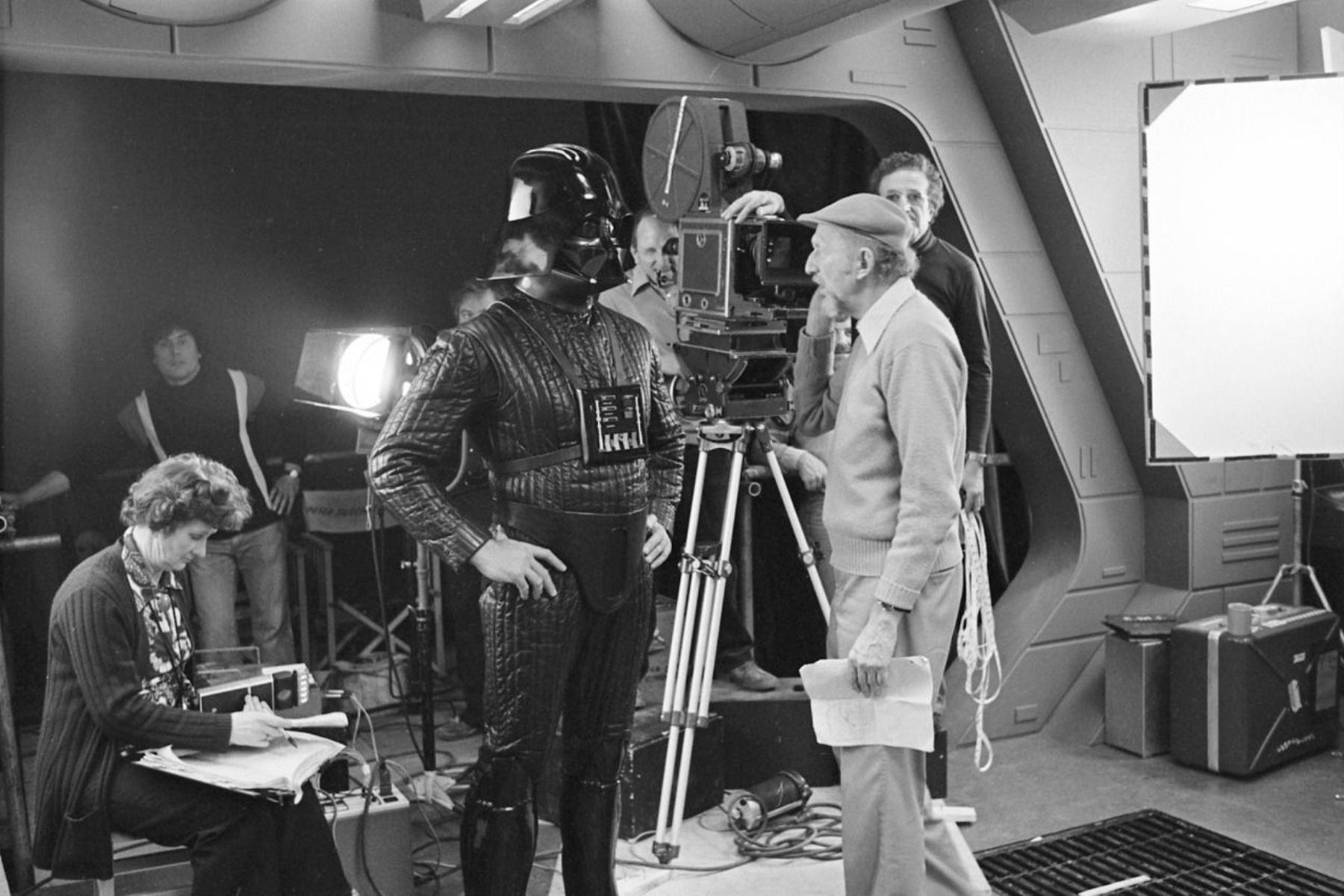 David Prowse, el Darth Vader original, muere a los 85 años. Foto: INTERNET/Medios