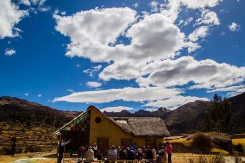 La Comisión Nacional sobre Cambio Climático presentó los avances durante el 2020 de la agenda ambiental del Perú. Foto: ANDINA/Minam
