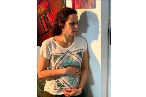 """Alexandra Graña es parte del elenco de """"Aislados, la serie"""". ANDINA/Difusión"""