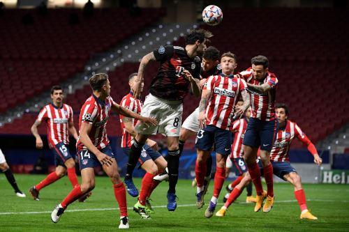 Bayern Munich iguala 1-1 ante el Atlético Madrid por la Champions League