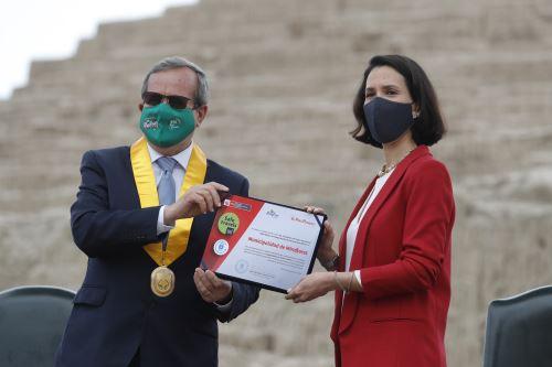 Mincetur entrega sello Safe Travels a Miraflores