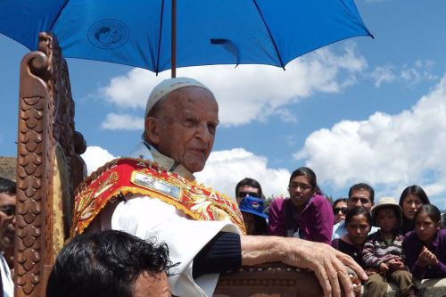 A dos años de su partida, el pueblo de Chacas recuerda al padre  Ugo de Censi