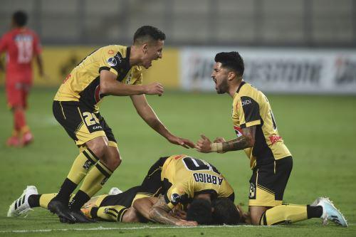 Sport Huancayo pierde  2 a 0 ante Coquimbo de Chile  en octavos de final de la Copa Sudamericana
