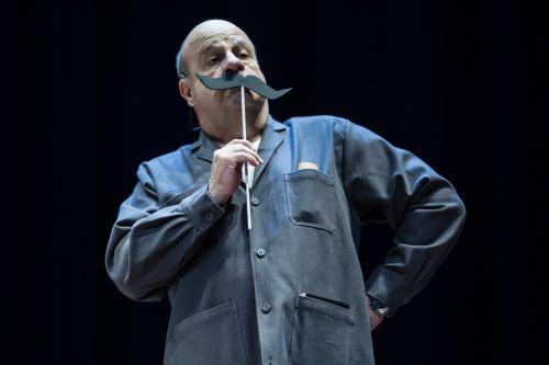 Alfonso Santiesteban sube a las tablas en unipersonal hoy en el Gran Teatro Nacional.