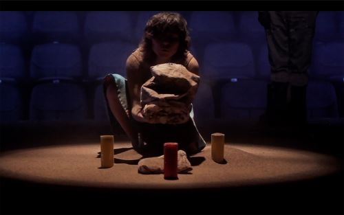 """Vuelve por tres funciones """"Preludio ficciones del silencio"""" en Sótano 2."""