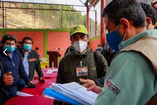 El diálogo y la búsqueda de consensos permitió priorizar y ejecutar proyectos en beneficio de la población del distrito apurimeño de Challhuahuacho. Foto: ANDINA/Difusión