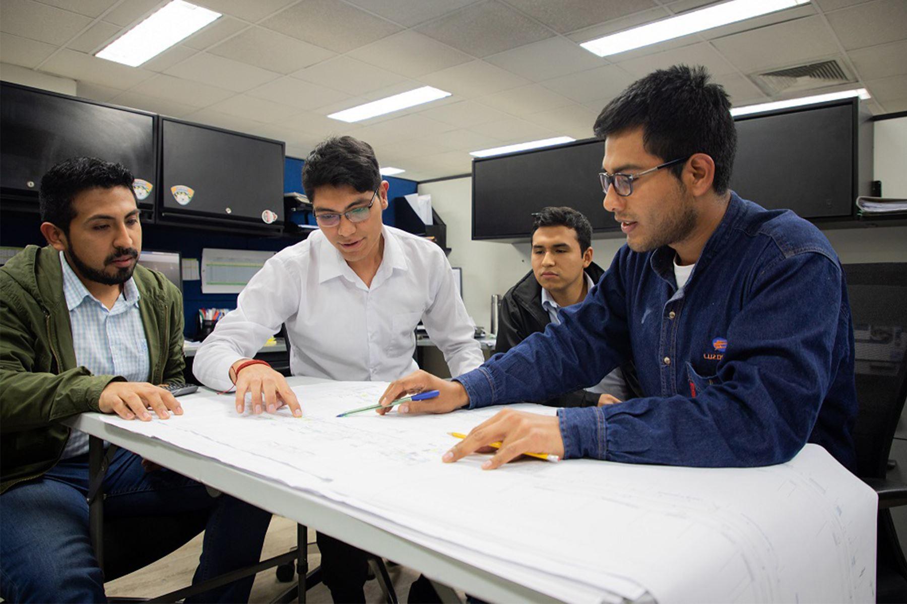 Carreras universitarias de ingeniería. Foto: ANDINA/Difusión
