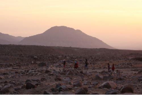 El sitio arqueológico de Miculla se ubica en el distrito de Pachía, región Tacna, y posee las quilcas más grandes de la tierra.