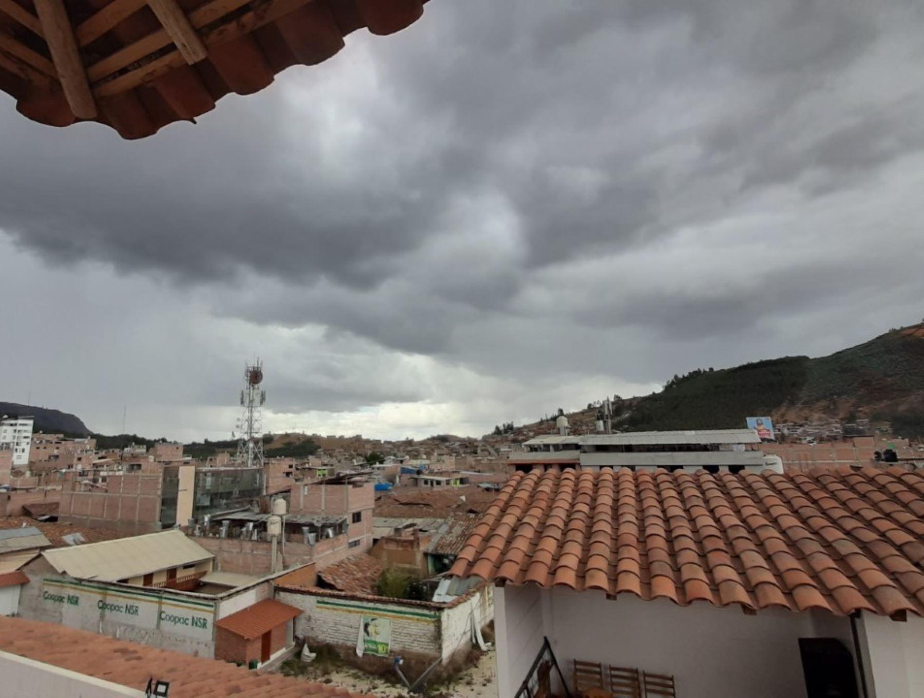 Senamhi pronostica lluvias ligeras y moderados en la sierra de La Libertad, lo que favorecerá a la actividad agrícola de esta región. ANDINA/Difusión