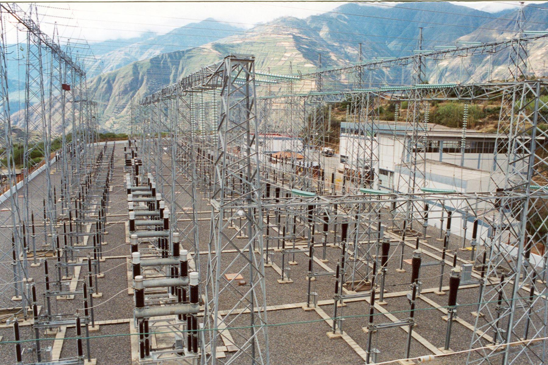 Producción eléctrica aumentó 35% en mayo