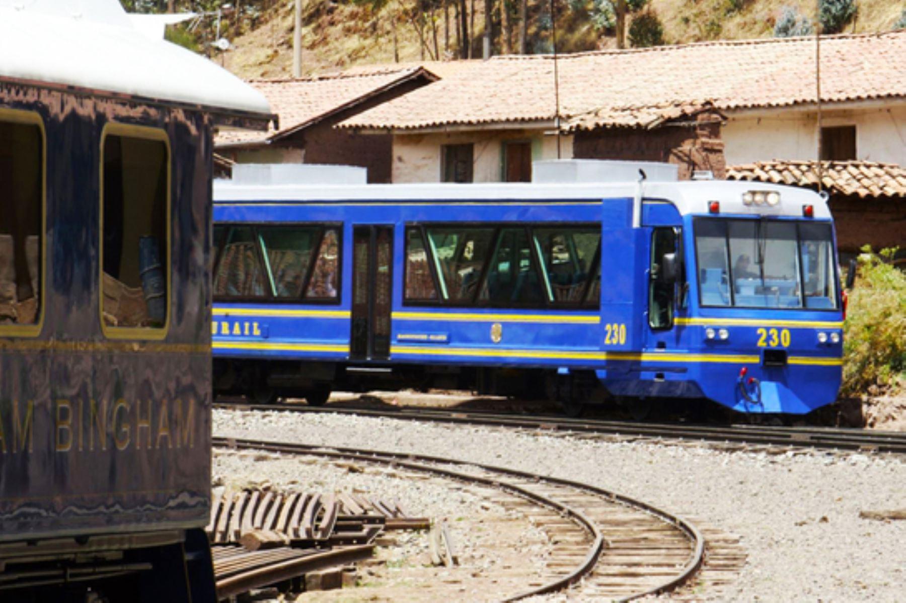 El MTC ratifica su compromiso de continuar participando en la mesa técnica para atender las demandas de la región Cusco en torno al transporte ferroviario. Foto: ANDINA/Difusión