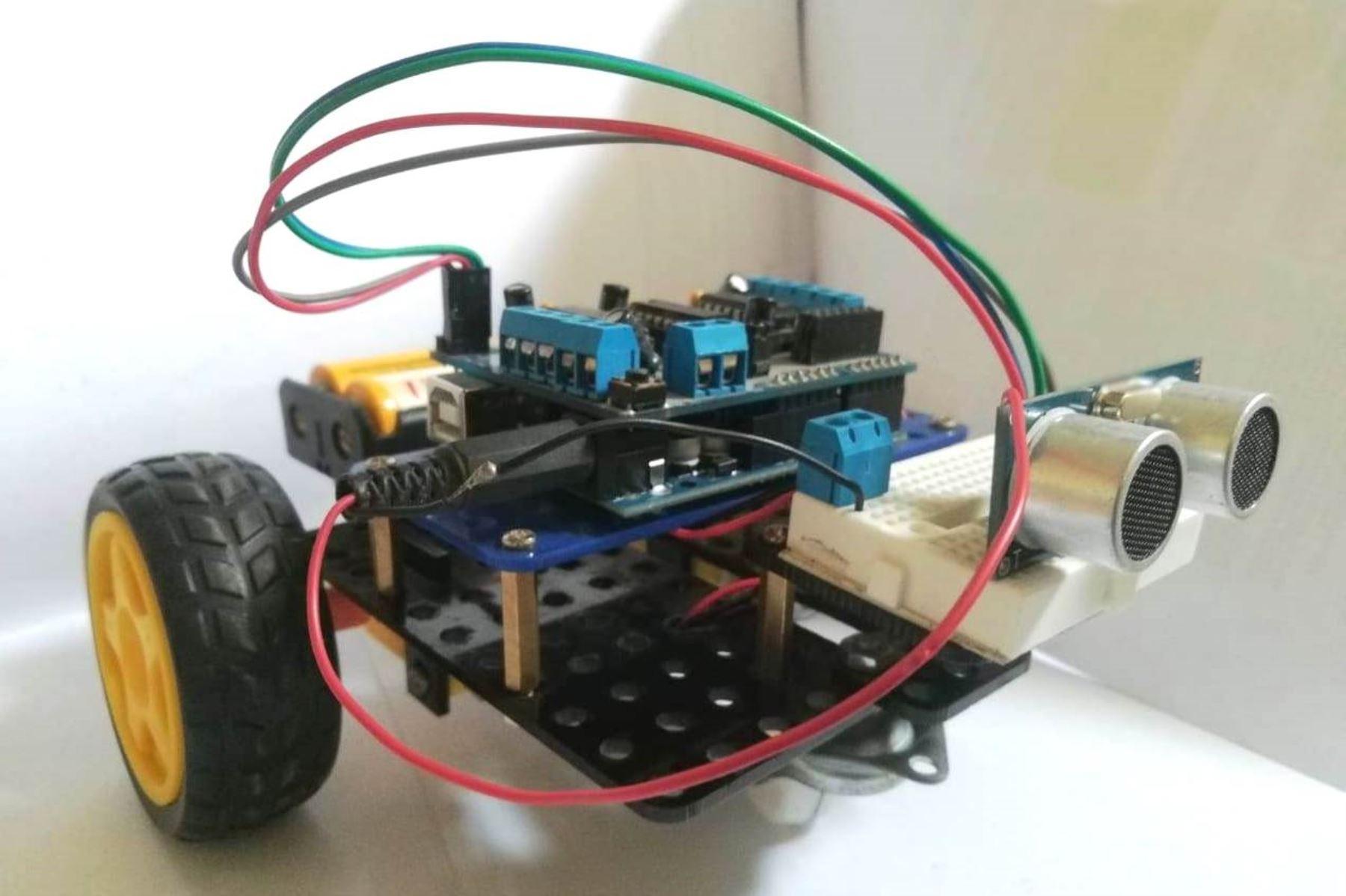 Ingenieros de la UNI dictarán talleres virtuales de robótica para niños