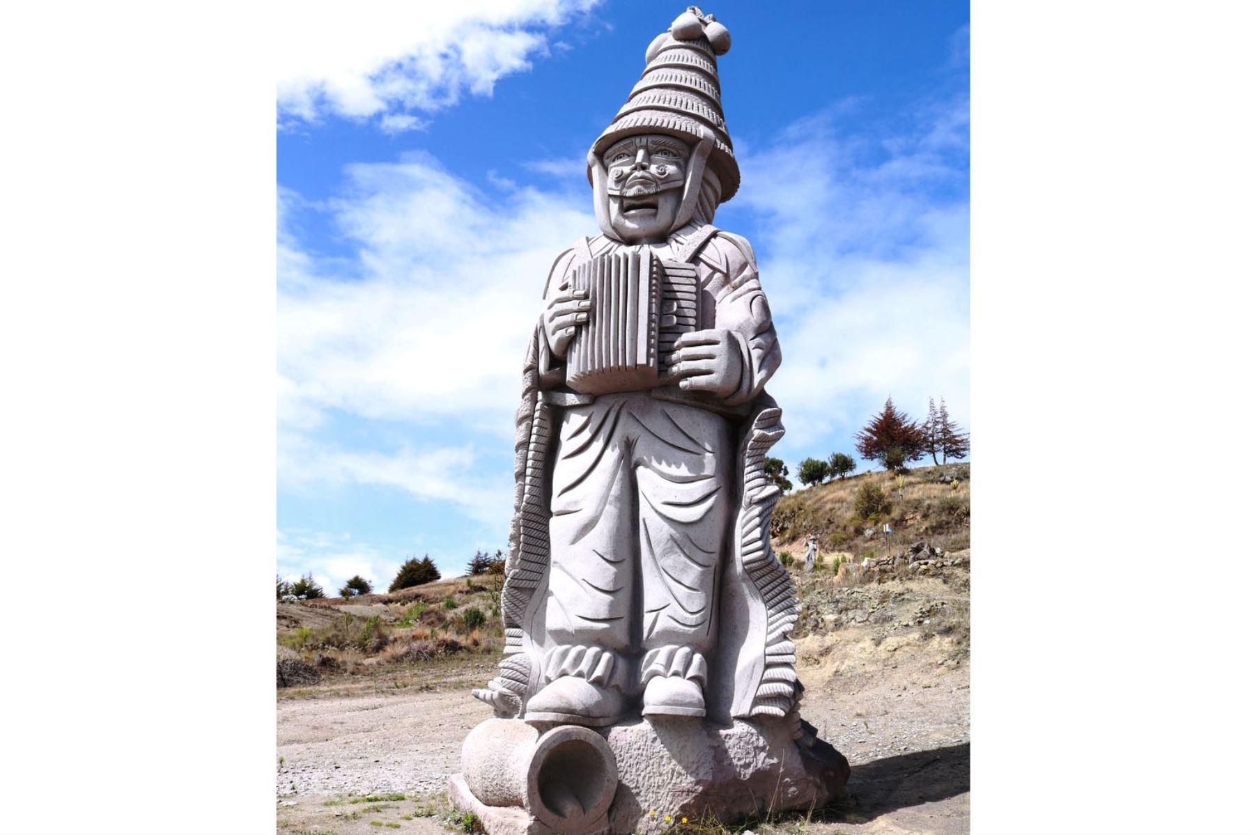 La región Cajamarca cuenta con cinco atractivos reabiertos al turismo y, de esa forma, dinamizar la economía. Foto: ANDINA/Difusión
