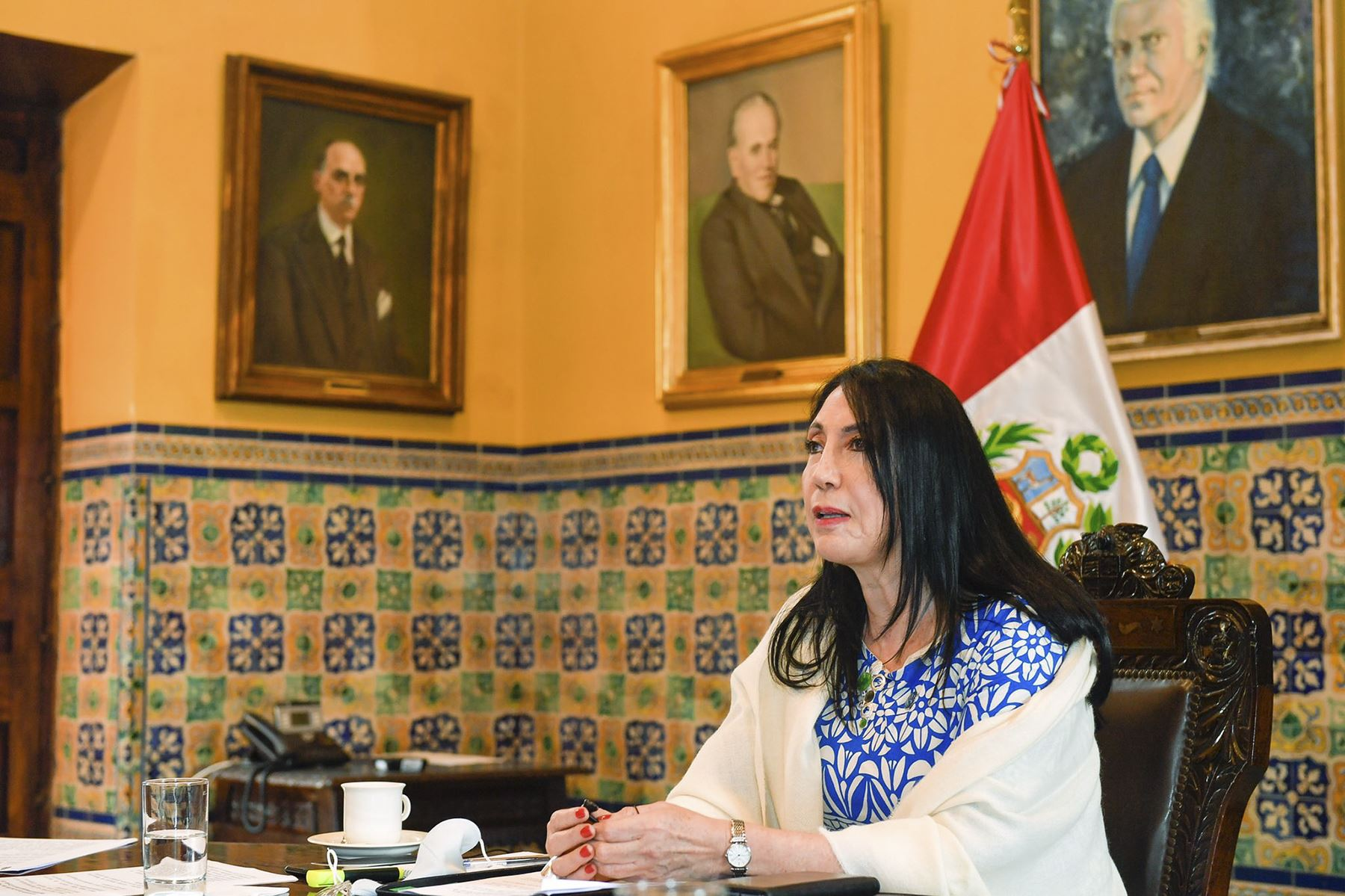Photo: ANDINA/Ministry of Foreign Affairs of Peru