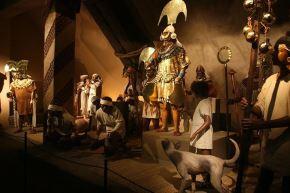 El museo Tumbas Reales de Sipán y otros 10 atractivos turísticos de Lambayeque recibieron el sello Safe Travel que los reconoce como destinos seguros ante la covid-19. Foto:ANDINA/Difusión.