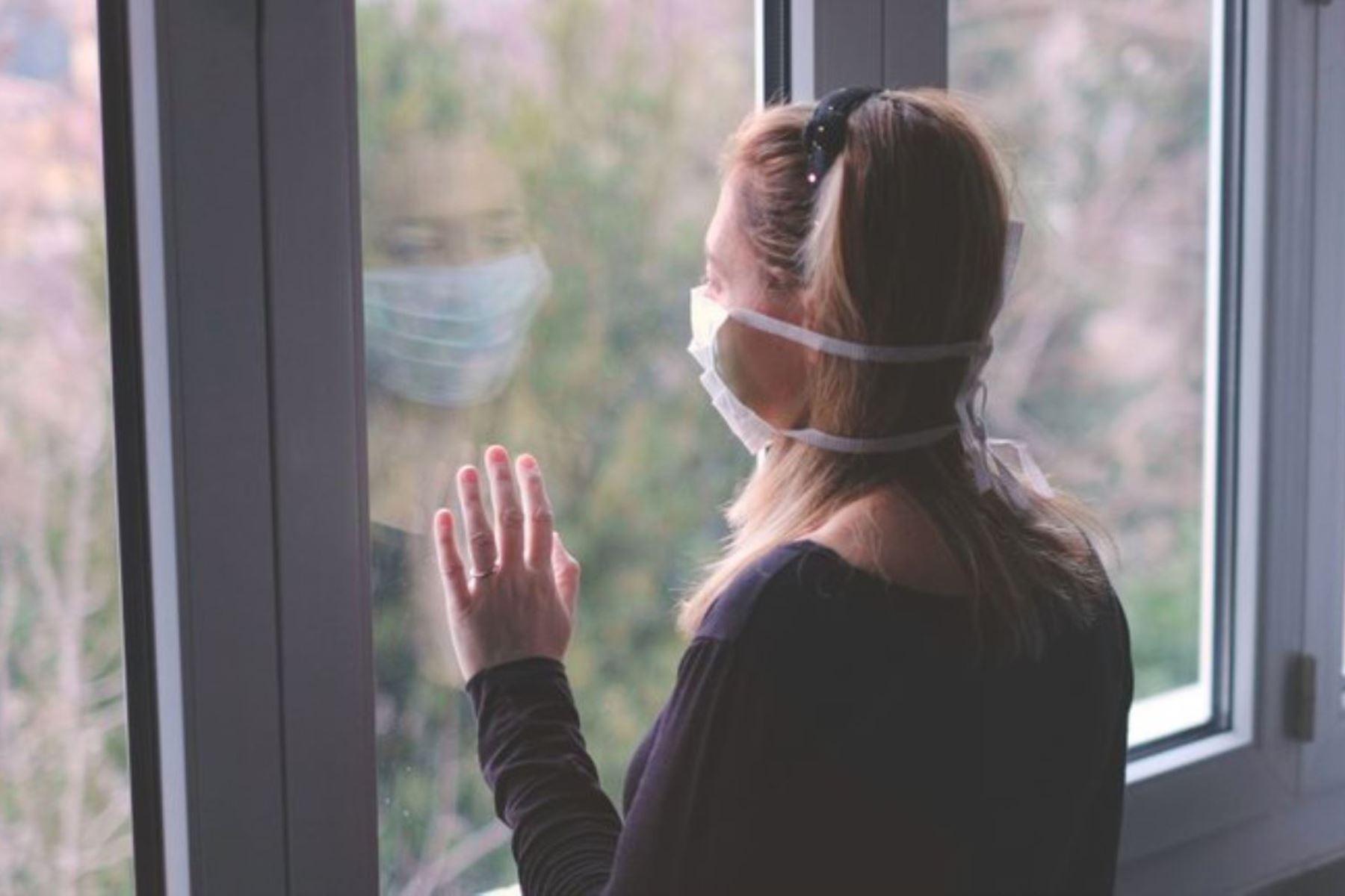Experto pide a familias cuidar salud mental y acompañarse en Navidad mediante reuniones virtuales. Foto: Cortesía