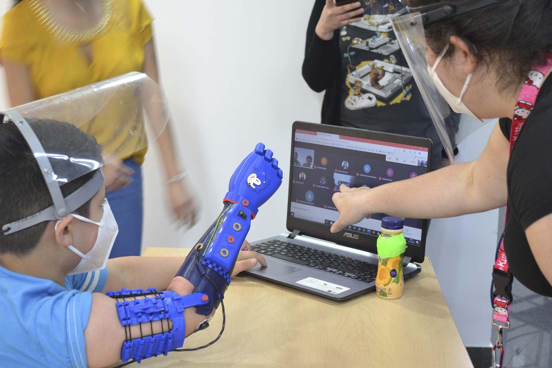 La startup peruana Pixed, cofinanciada por Innóvate Perú, está detrás de esta innovadora tecnología hecha en el Perú.
