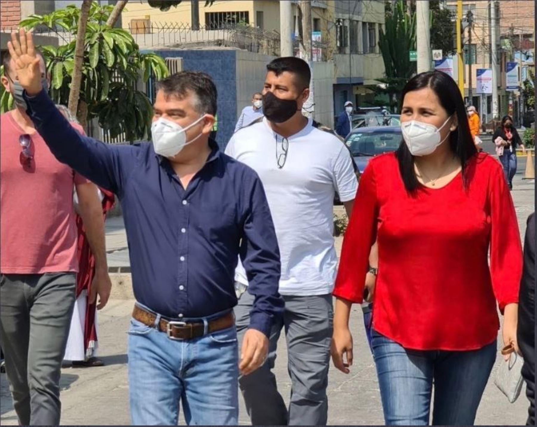 Julio Guzmán dijo que su partido no participará en iniciativa de Urresti contra indulto a Fujimori. Twitter