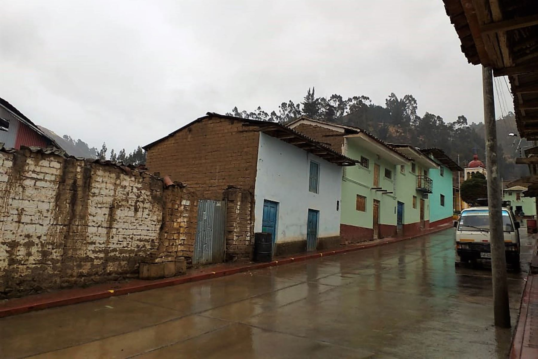 Los departamentos de posible afectación son: Áncash, Apurímac, Arequipa, Ayacucho, Cajamarca, Cusco, La Libertad, Moquegua, Piura, Puno y Tacna.