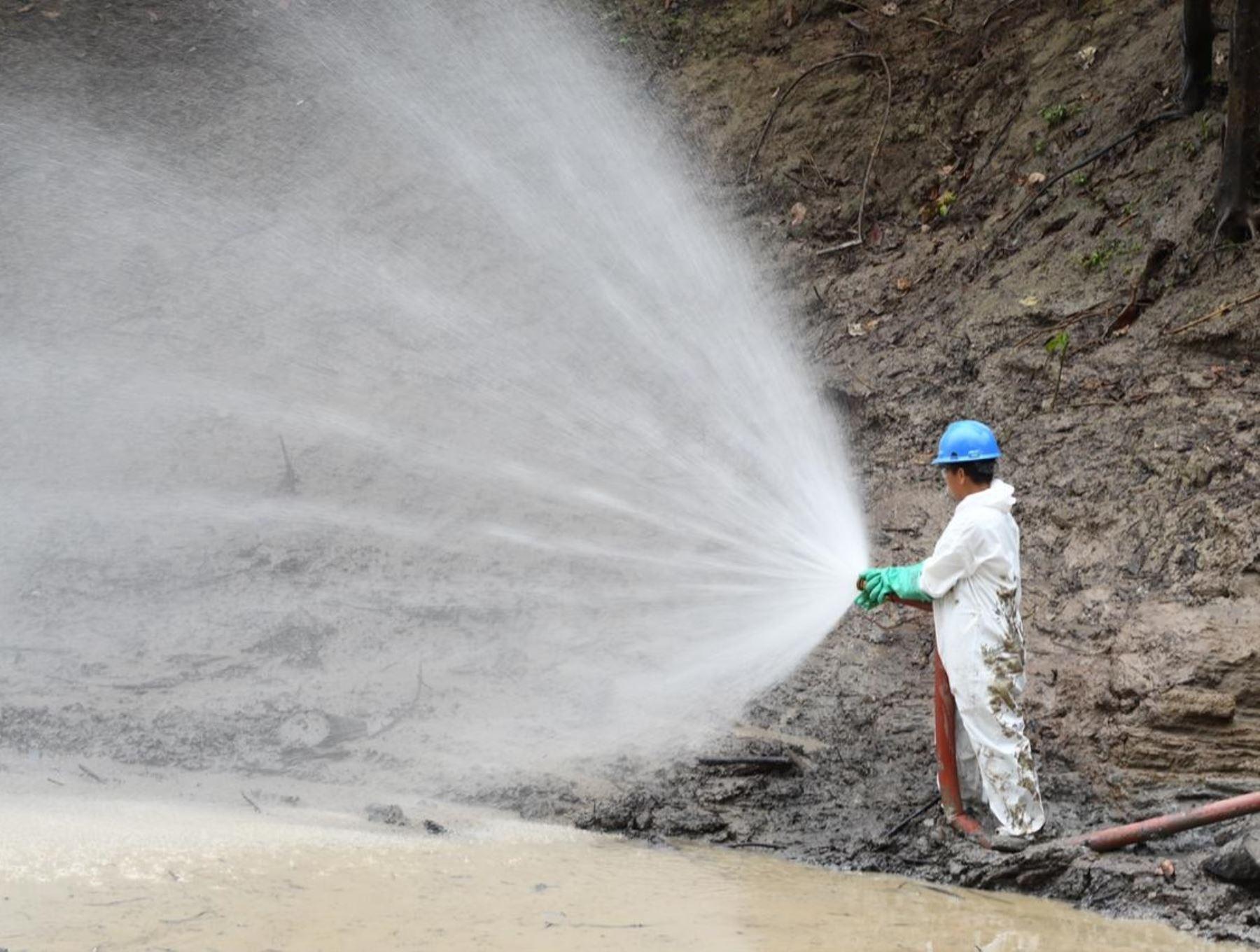 Gobierno compromete S/ 88 millones adicionales para tareas de remediación ambiental, anunció el Ministerio de Energía y Minas (Minem). ANDINA/Difusión