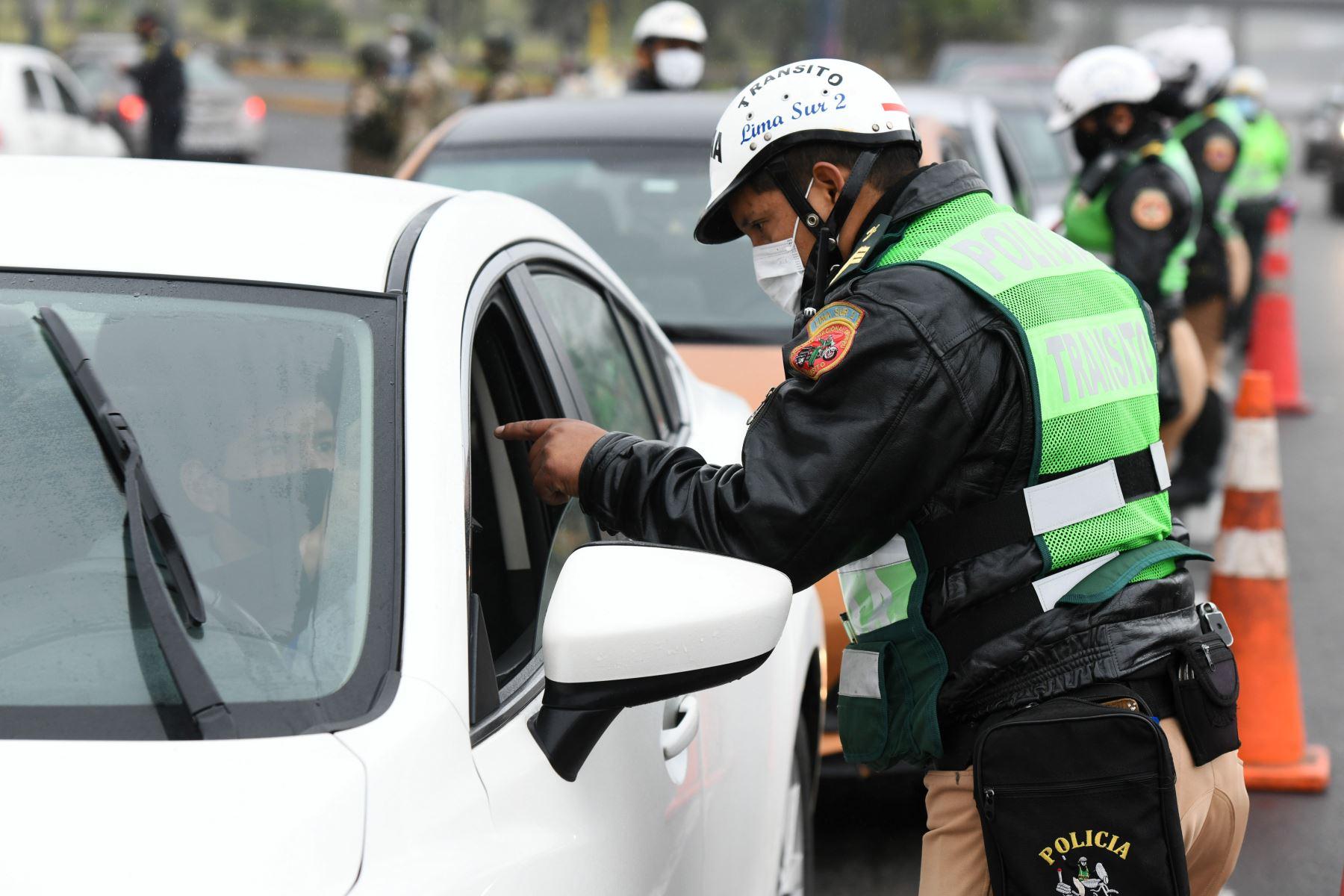 Conducir en estado de ebriedad se sanciona con multa de S/ 4,300 y cancelación del brevete. Foto: ANDINA/difusión.