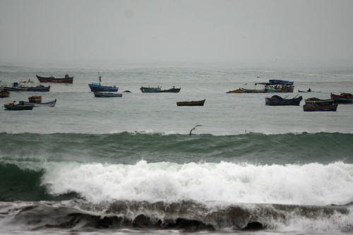 La Dirección de Hidrografía y Navegación canceló la alerta de tsunami en el litoral peruano que se originó por el sismo de magnitud 8.1 registrado ayer en Oceanía. ANDINA/archivo