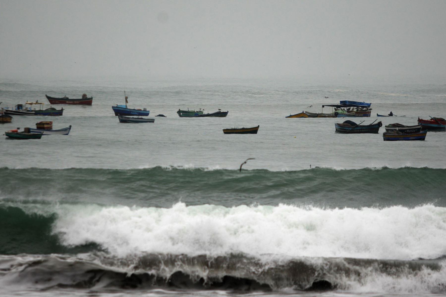 La Dirección de Hidrografía y Navegación canceló la alerta de tsunami en el litoral peruano, que se originó por el sismo de magnitud 8.1 registrado ayer en Oceanía. Foto: ANDINA/archivo.
