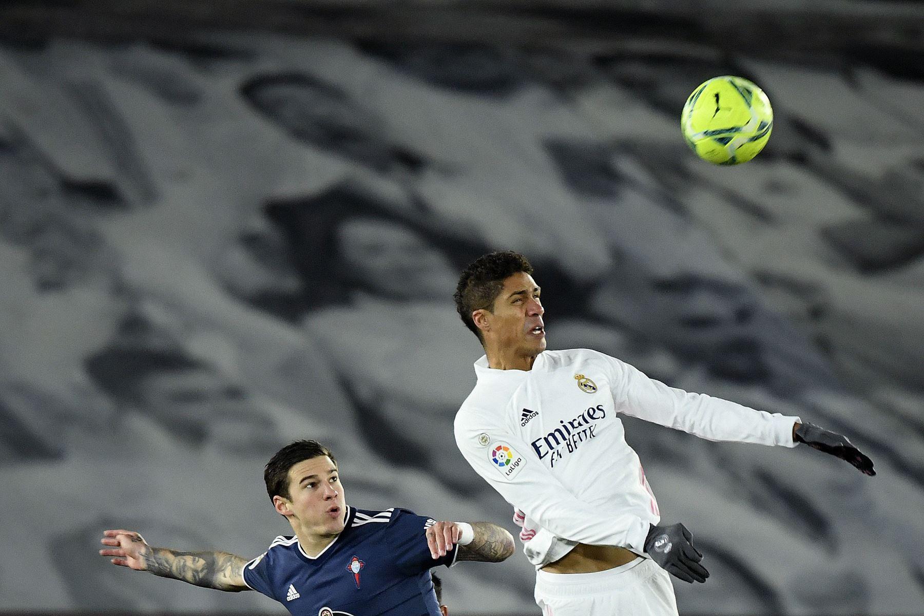 Real Madrid sufre importante baja por coronavirus antes de jugar con  Liverpool | Noticias | Agencia Peruana de Noticias Andina