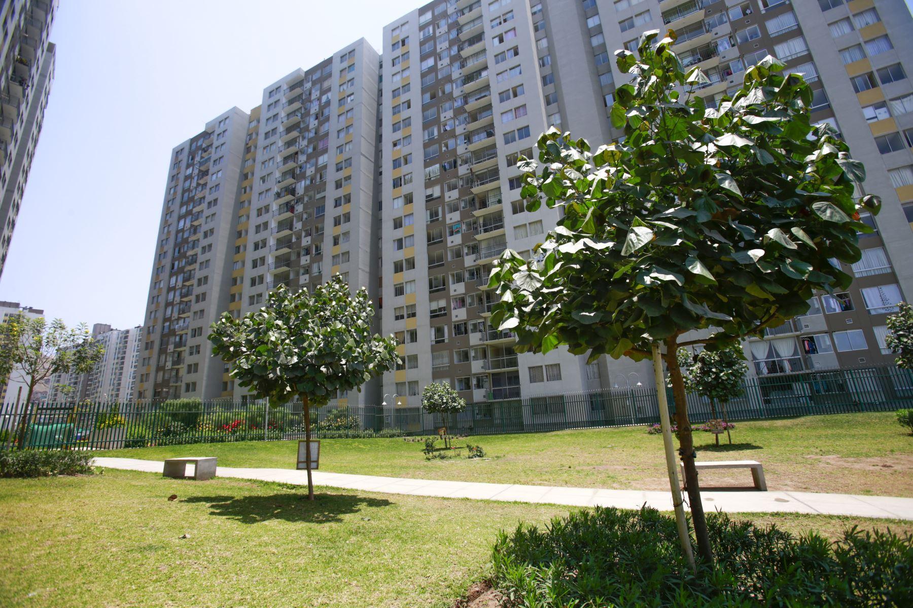 Desarrollo de proyectos habitacionales. Cortesía MVCS.