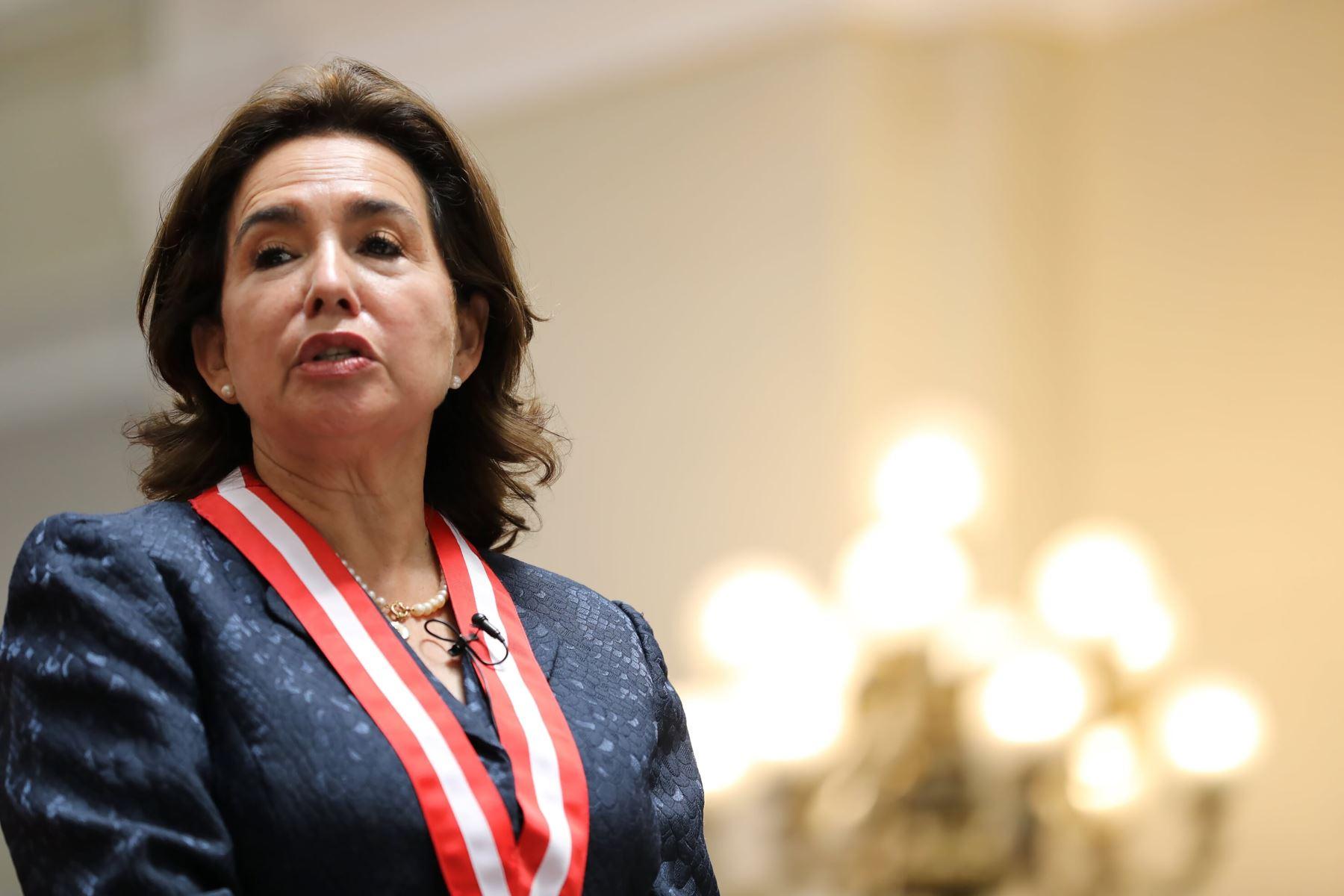 """Presidenta del PJ: \""""Cuando una resolución judicial es notificada, se cumple\"""""""