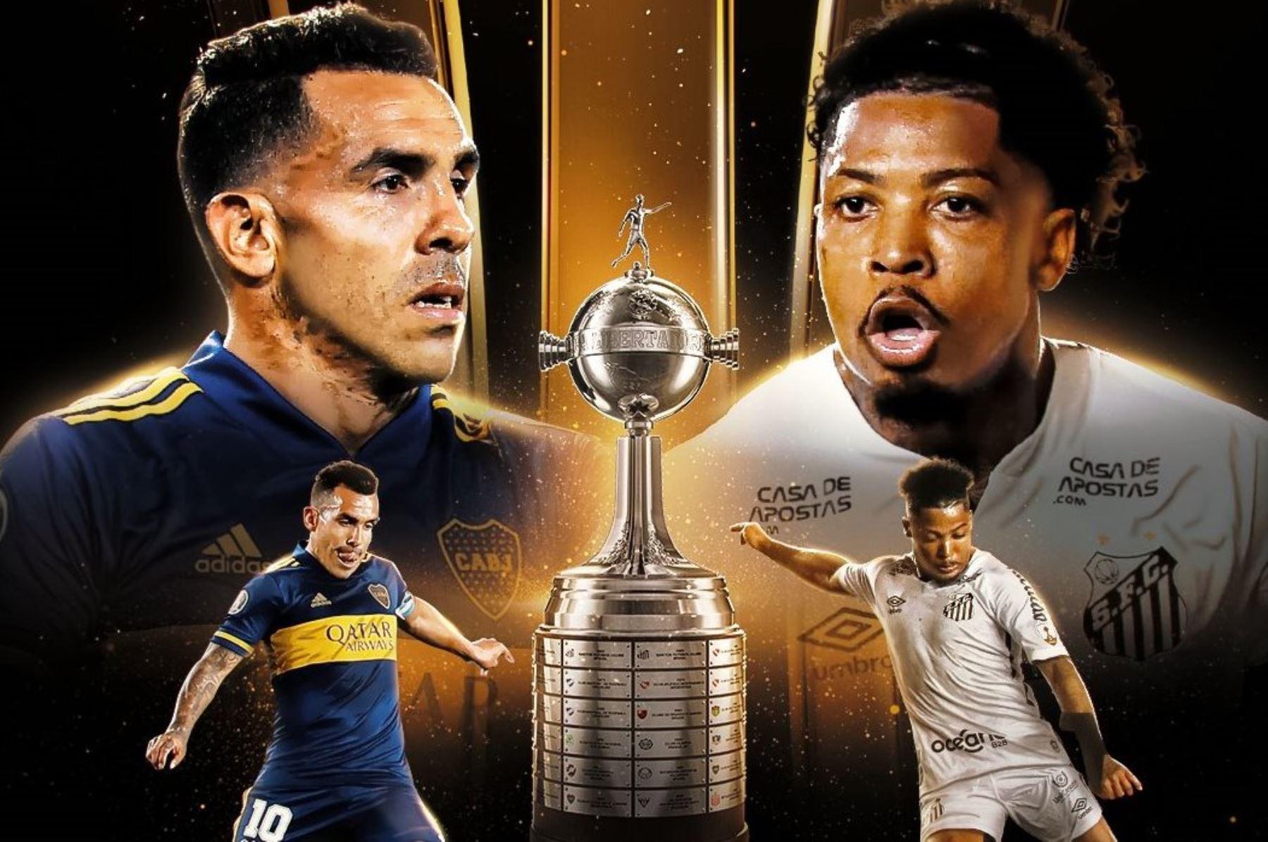 Boca Juniors ante Santos por la primera semifinal de la Copa Libertadores