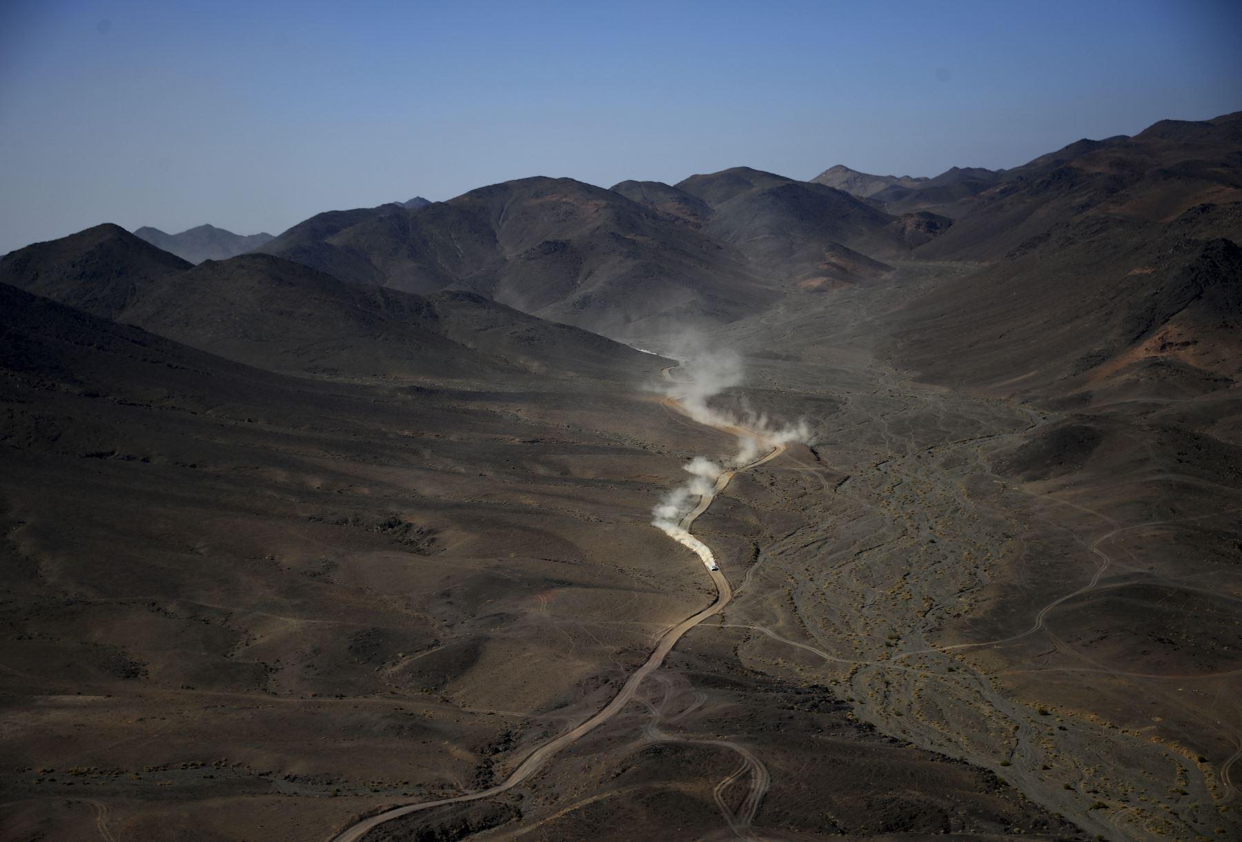 Las mejores imágenes de lo que se vive en la Etapa 9 del Dakar 2021