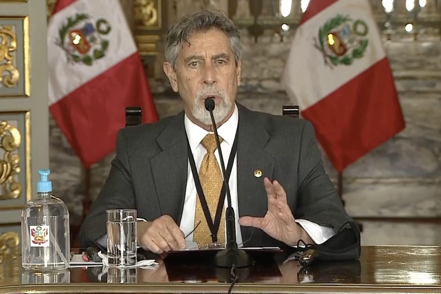 presidente-sagasti-ofrece-conferencia-de-prensa