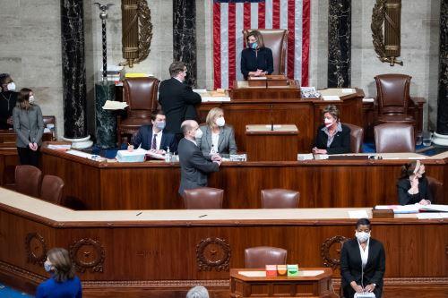 Cámara de Representantes de EE. UU. vota a favor de un nuevo juicio político contra Trump